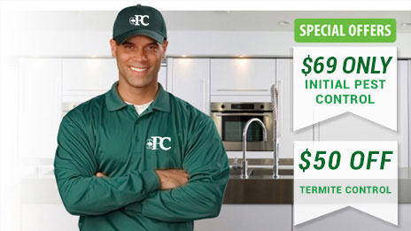 Commercial Pest Control - Action Termite and Pest Control Sidebar Image